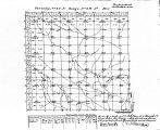 Iowa land survey map of t069n, r006w