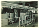Hydraulics laboratory, The University of Iowa, 1950s