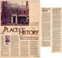 Iowa City Press Citizen clippings, 1995