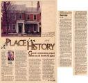 Iowa City Press Citizen clippings, 1995