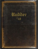 1918 Buena Vista University Yearbook