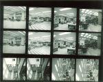 Main Library interior scenes, the University of Iowa, 1970s