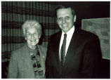 Mary Louise Smith with David Fisher, February 18, 1988