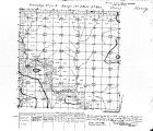 Iowa land survey map of t070n, r005w