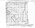 Iowa land survey map of t071n, r002w