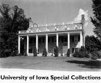 Delta Upsilon Fraternity house, Iowa City, Iowa, between 1920 and 1970
