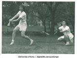 Batting, The University of Iowa, 1930s