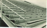 Bleachers at Iowa Field, the University of Iowa, 1922
