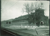 Southwest view of Old Armory, The University of Iowa, 1910s