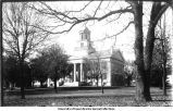Old Capitol, The University of Iowa, Fall of 1899