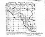 Iowa land survey map of t074n, r003w