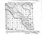 Iowa land survey map of t074n, r003w