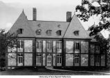 Delta Chi Fraternity house, Iowa City, Iowa, 1929