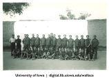 Group of Chinese boys, China, 1944
