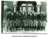 Iowa football team, The University of Iowa, 1927