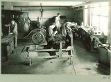 University High School shop class, The University of Iowa, March 1927