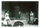 Scene from Pink ribbons, The University of Iowa, March 16, 1955