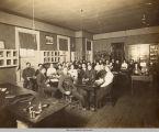 Old Main; Biological Laboratory; Biology Class; Penn College