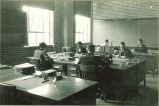 Science classroom, The University of Iowa, 1920s?