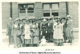 Class reunion, The University of Iowa, 1910s