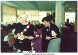 Louise Noun tribute dinner, Des Moines, Iowa, May 1990