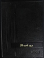 1961 Ankeny High School Yearbook