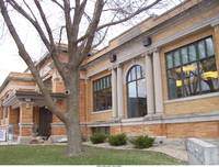 Clear Lake Public Library, Clear Lake, Iowa