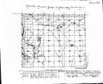 Iowa land survey map of t100n, r008w