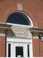 Tipton Public Library, Tipton, Iowa