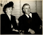 Mr. and Mrs. Henry A. Wallace, United States, 1948