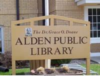 Alden Public Library, Alden, Iowa