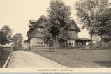 Grand Avenue, B. F. Kauffman Residence