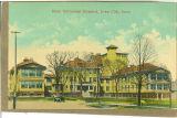 State University Hospital, The University of Iowa, 1910s