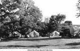 Student's camp, Iowa City, Iowa, July 1931
