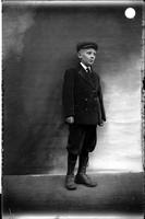 UP356 Portrait of a boy