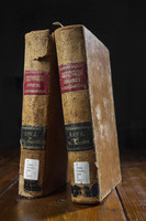 07. Iowa Constitutional Law books from 1857
