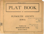Plat book of Plymouth County, Iowa