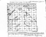 Iowa land survey map of t070n, r017w