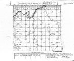 Iowa land survey map of t098n, r007w