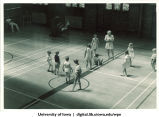 Children learning dance, The University of Iowa, 1938