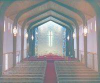 Zion Lutheran Church Interior