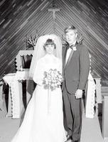 Donald Bees-Mary Johnson Wedding