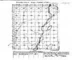 Iowa land survey map of t073n, r038w