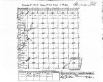 Iowa land survey map of t095n, r044w