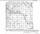 Iowa land survey map of t075n, r014w