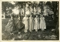 Group of girls Labor Day 1920