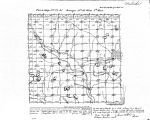 Iowa land survey map of t075n, r016w