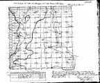 Iowa land survey map of t069n, r026w