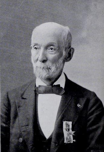 Theodore Sutton Parvin