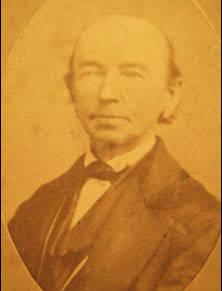 1851-1852, Israel Kister